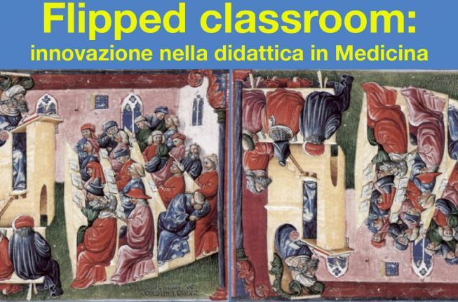 Collegamento a Flipped classroom: innovazione nella didattica in Medicina