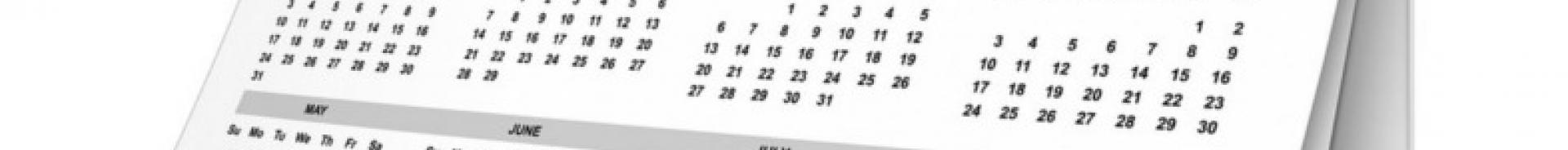 Calendario accademico | Università di Padova